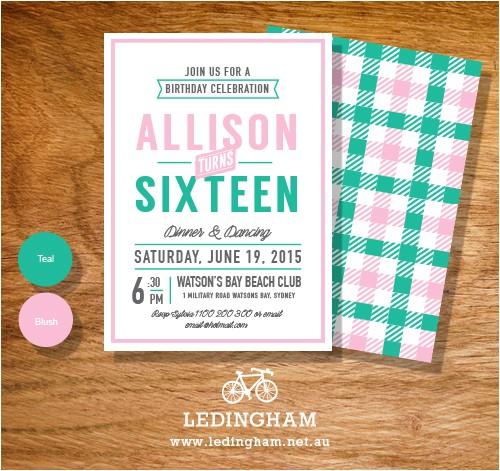 wonderful diy birthday party invitations