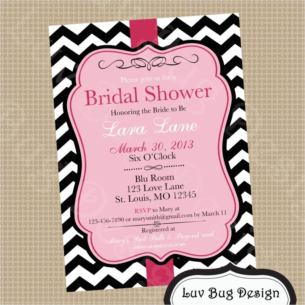 terrific diy bridal shower invitations michaels