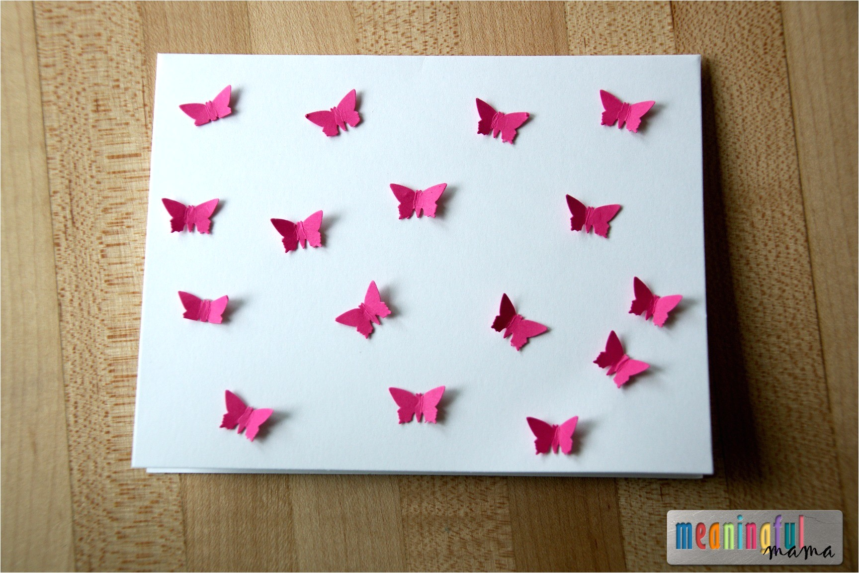 diy butterfly invitations