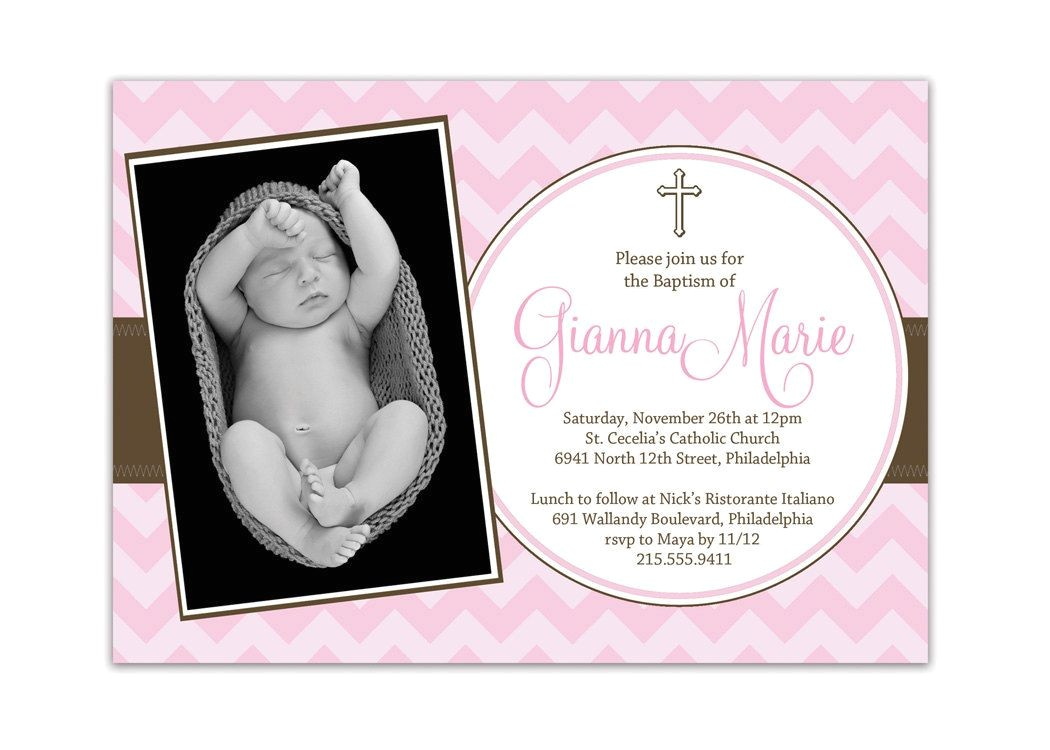 diy christening invitations uk