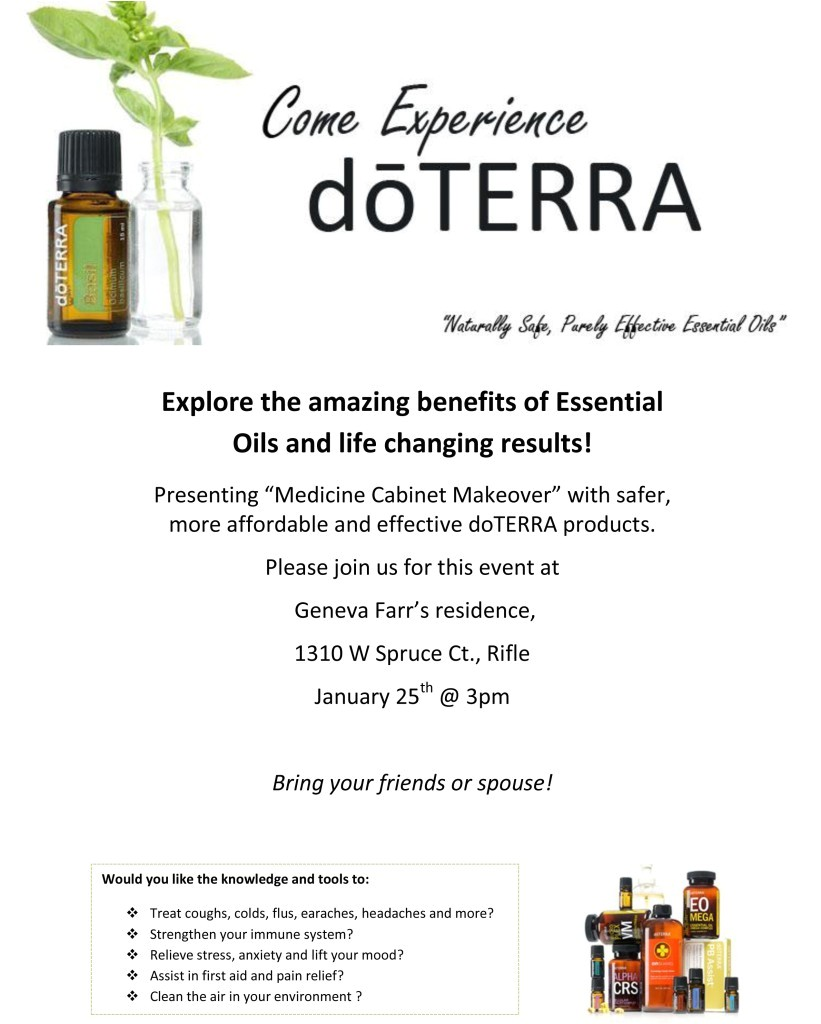 doterra invitation