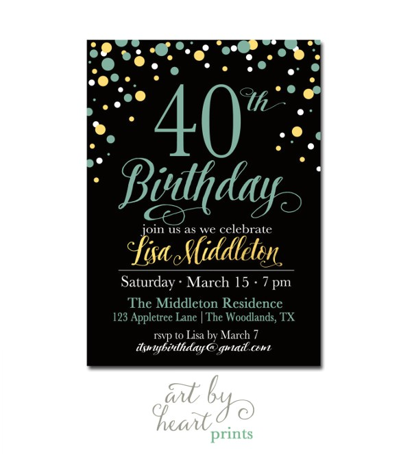 free birthday invitation downloads