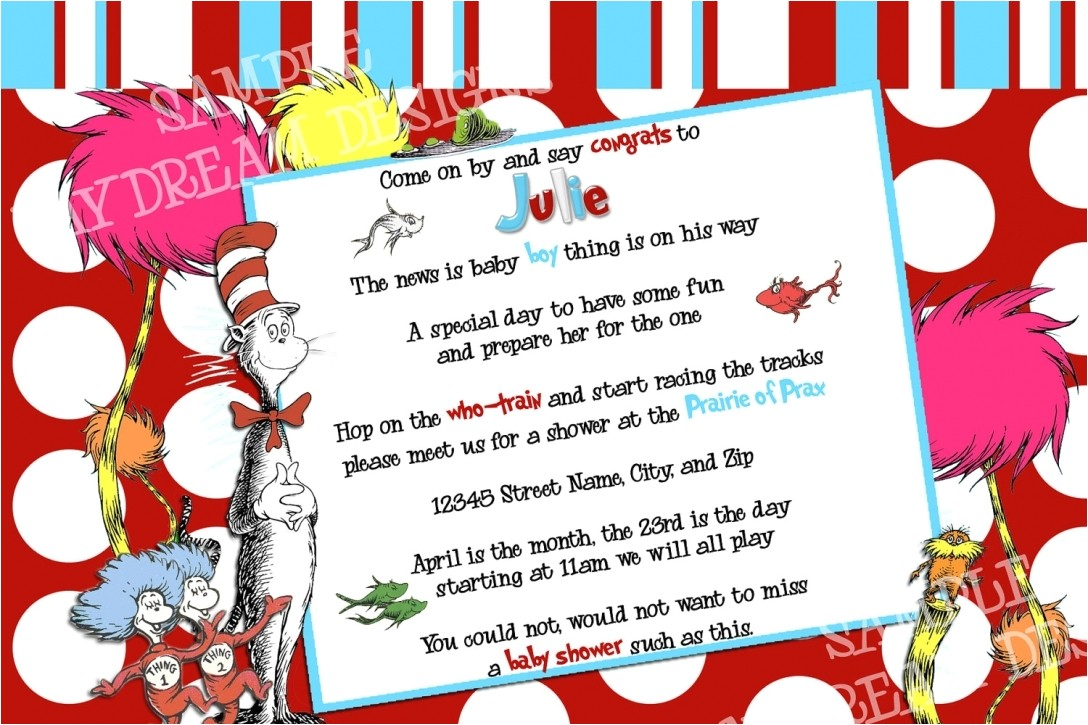 dr seuss baby shower invitations templates