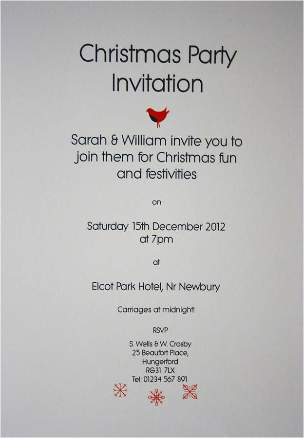 invitation dress code wording