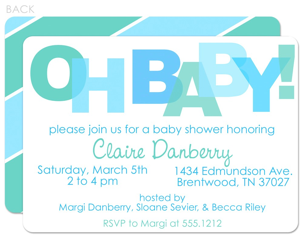 baby shower invitation rsvp wording
