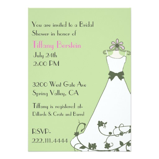 Eco Friendly Bridal Shower Invitations Bridal Shower Invitations Bridal Shower Invitations Eco