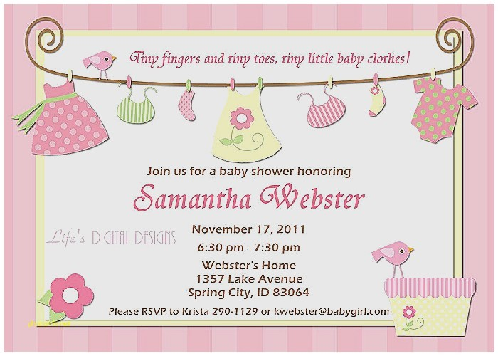 Electronic Baby Shower Invites Baby Shower Invitation Unique Free Electronic Baby Shower