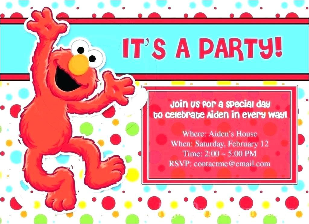 elmo birthday invitations birthday invitations elmo birthday invitations template