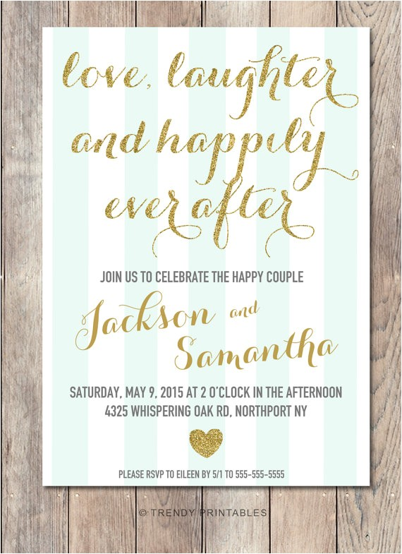 engagement party invitation printable