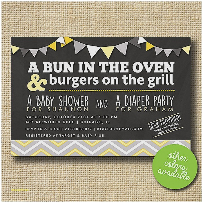 co ed baby shower invites