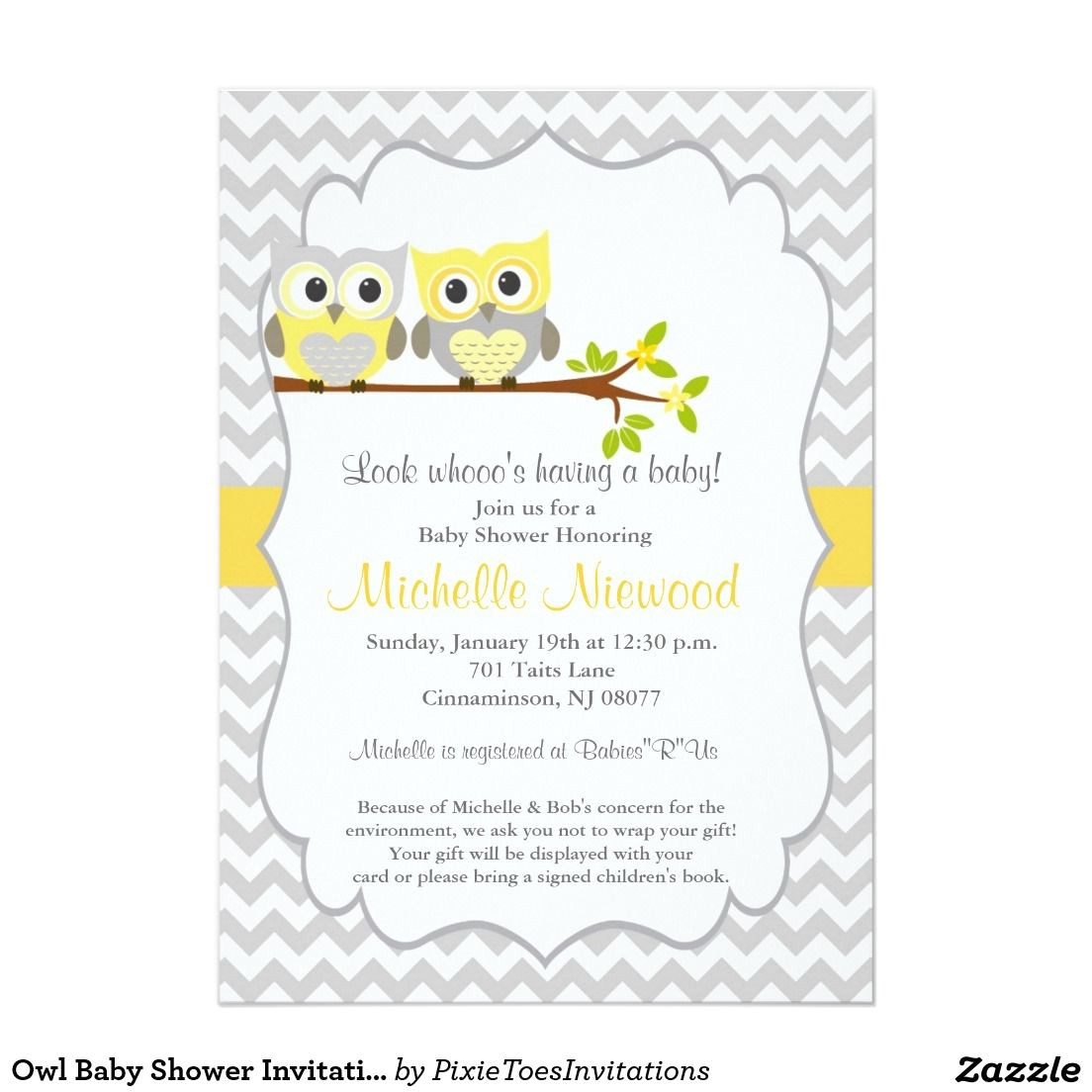 baby shower invites etsy
