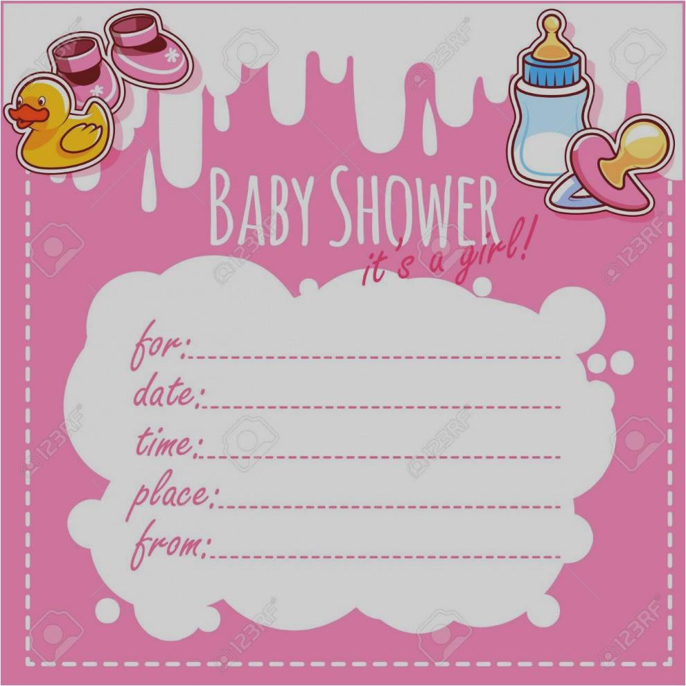 beautiful of blank baby shower invitations invitation template cloveranddot