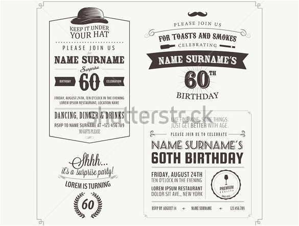 sample adult birthday invitation