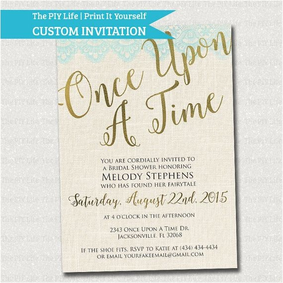 Fairytale Bridal Shower Invitations the 25 Best Fairytale Bridal Ideas On Pinterest