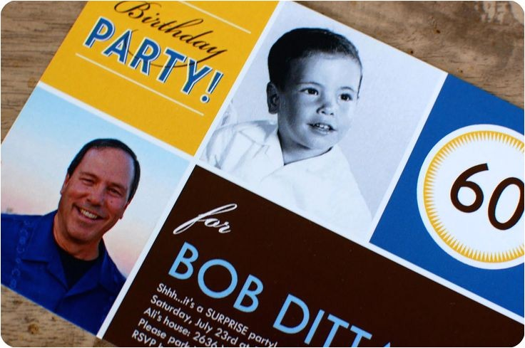 Father S 60th Birthday Invitation Wording Cute B Day Invite From Shutterfly Ideas for Kids