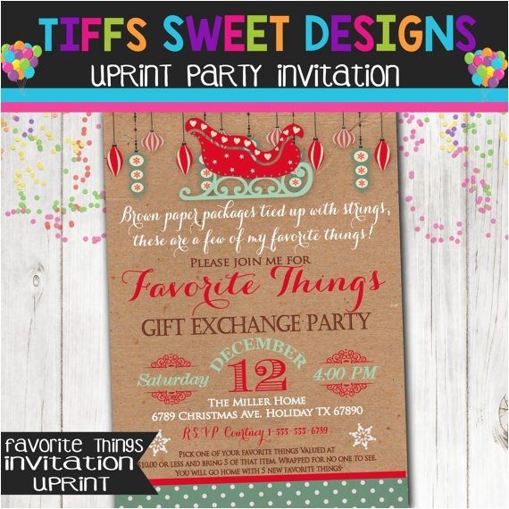 favorite christmas party christmas t exchange 2