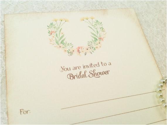fill in blank invitations bridal shower