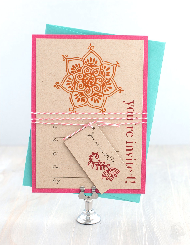 fill in invitation blank bridal shower