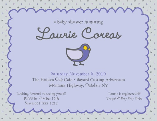 how to fill out a baby shower invitation free templates