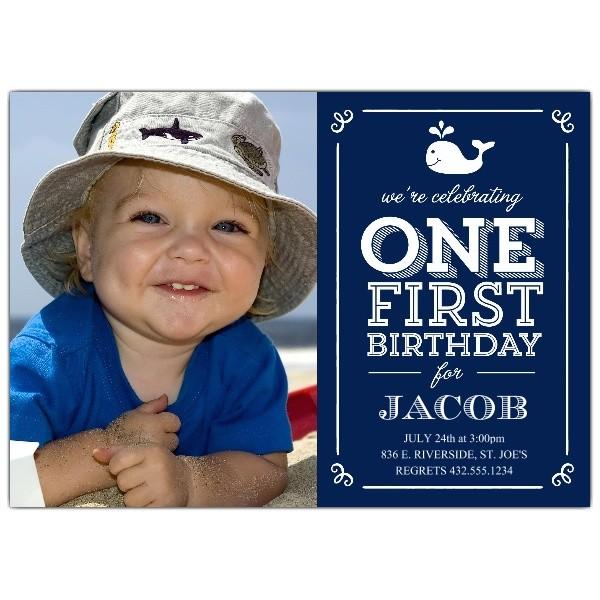 First Birthday Invitations Boy Wording Wording for First Birthday Invitations