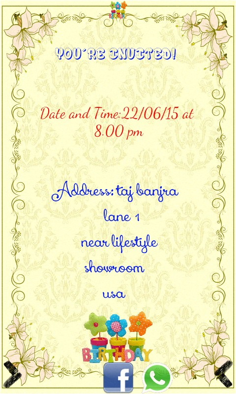 details id= sapps1rthday invitation
