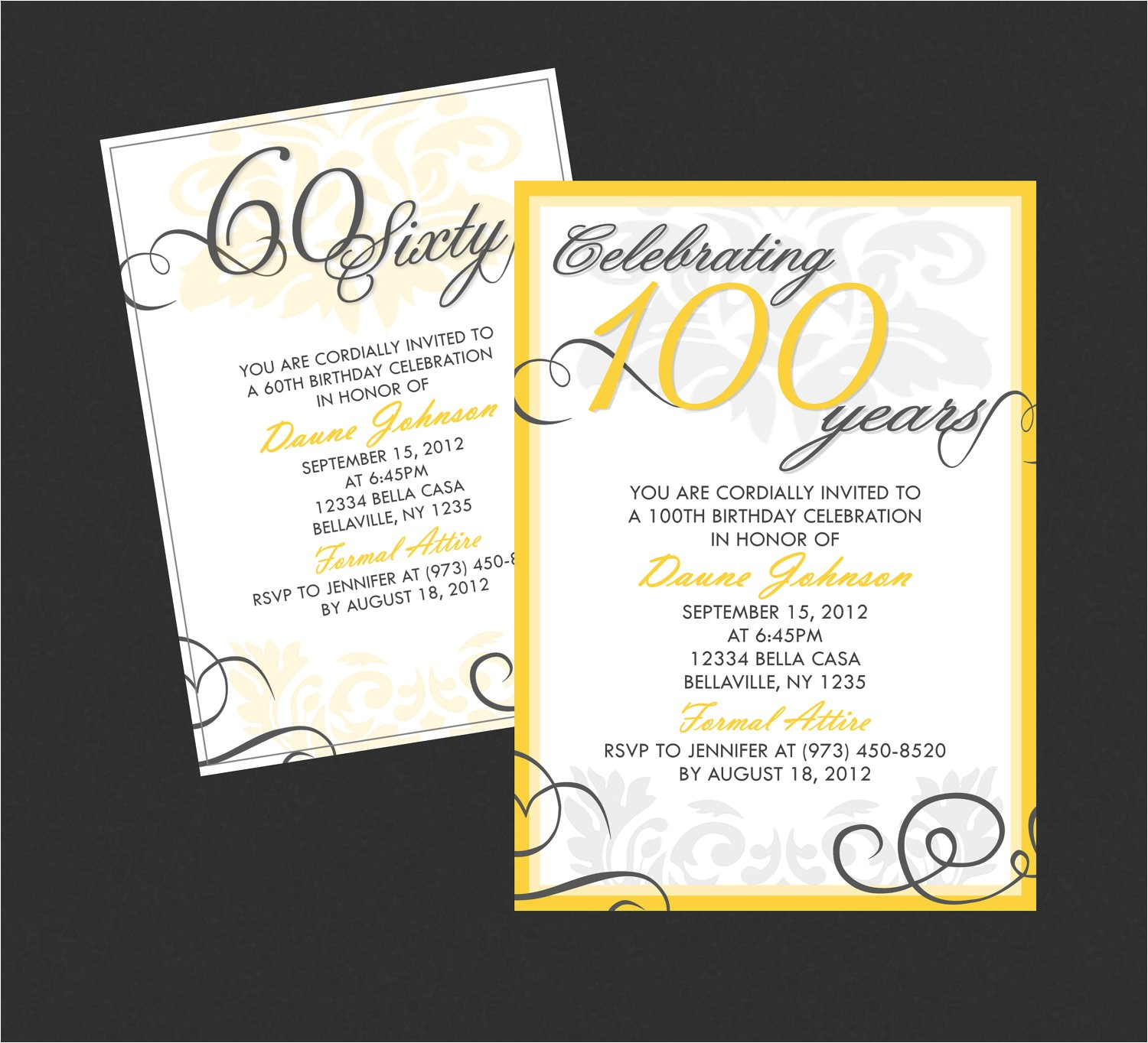 free birthday invitation templates 21