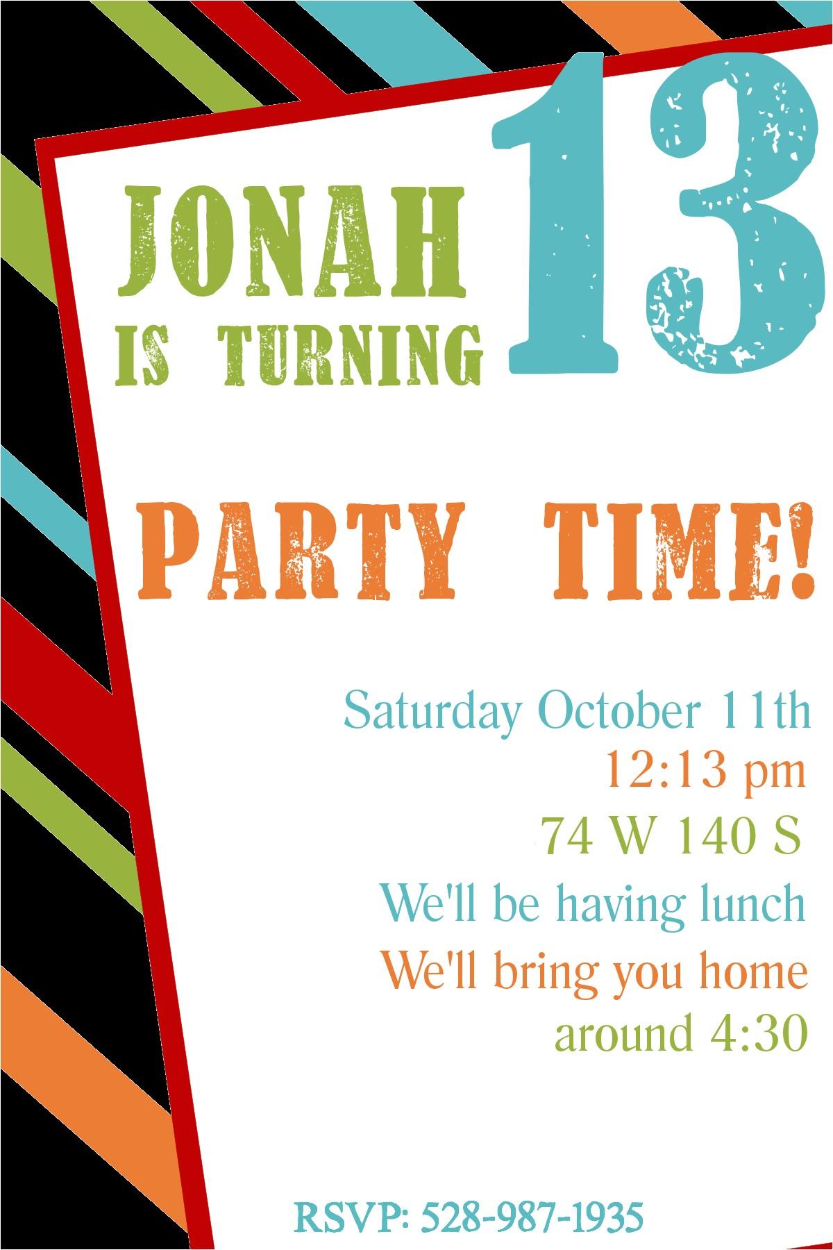 Free Birthday Party Invitation Templates Printable Free Printable Birthday Invitation Templates