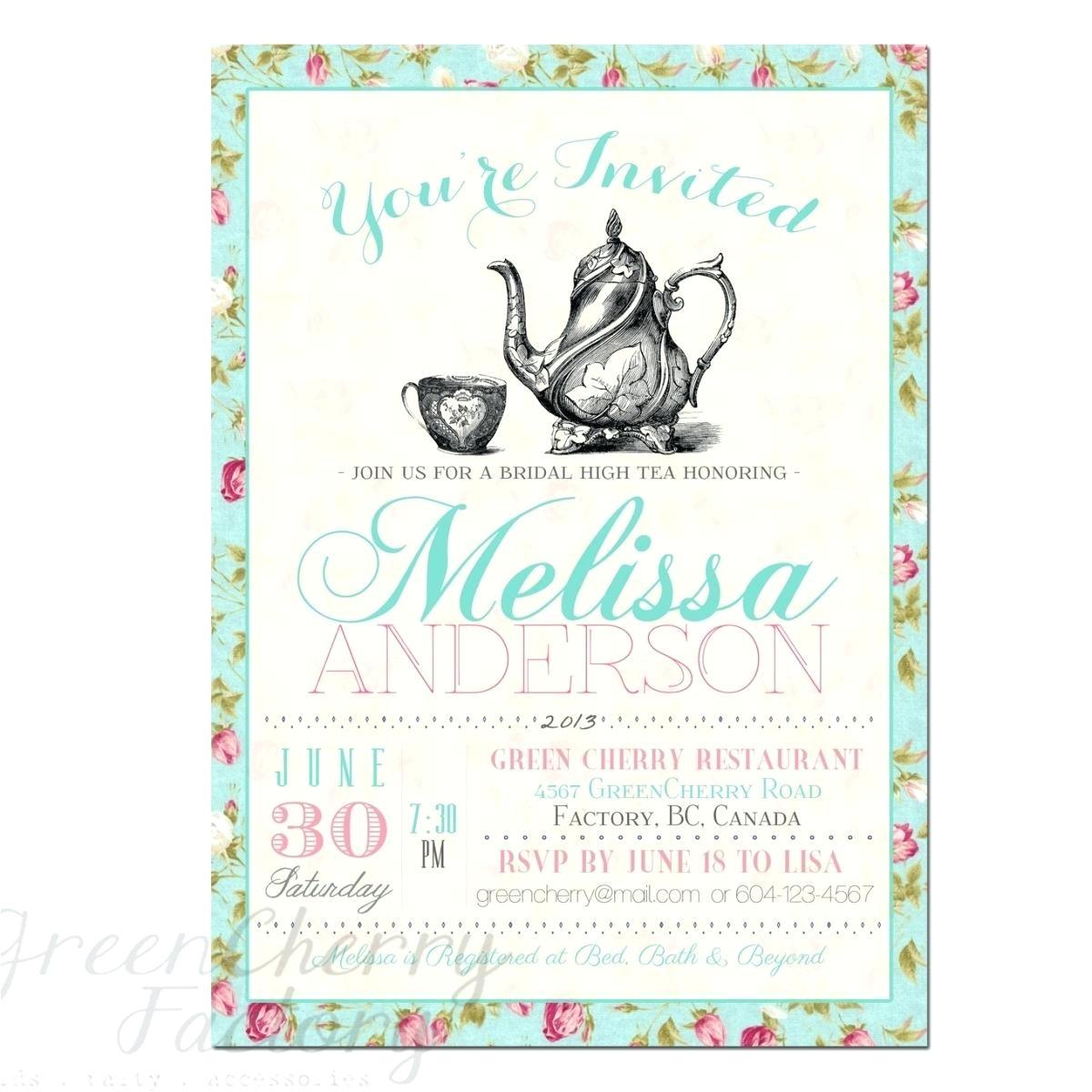 publisher template invitations