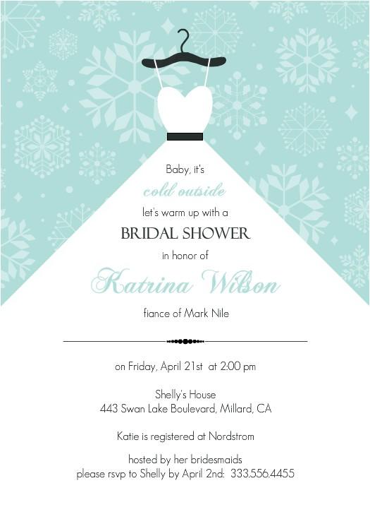 free bridal shower invitation templates