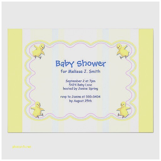 customizable baby shower invitations free
