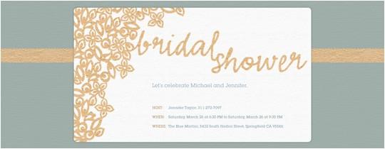 Free Electronic Bridal Shower Invitations Bridal Shower Invitations Online Free Printable Mini Bridal
