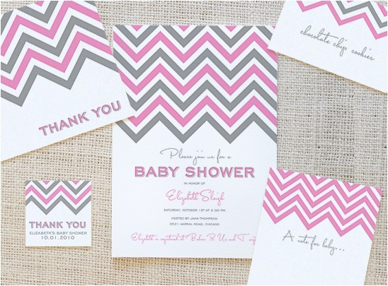 Free Printable Chevron Baby Shower Invitations Free Printable Baby Shower Invitations Templates