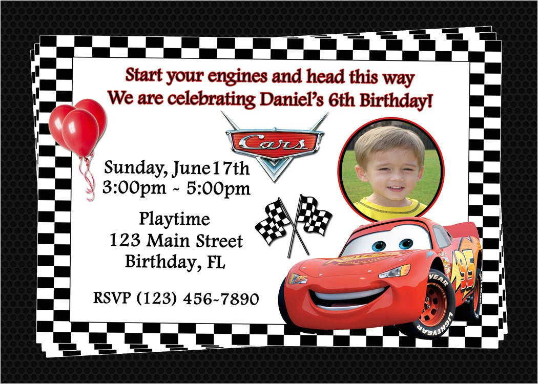 free printable disney cars birthday party invitations 1000 images about cars invitation on pinterest cars birthday