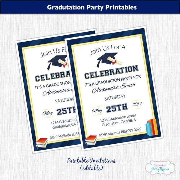 free graduation printables 2014