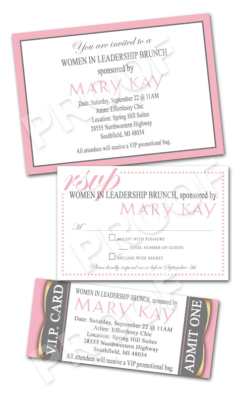 superb free printable mary kay party invitations exactly inspirational article
