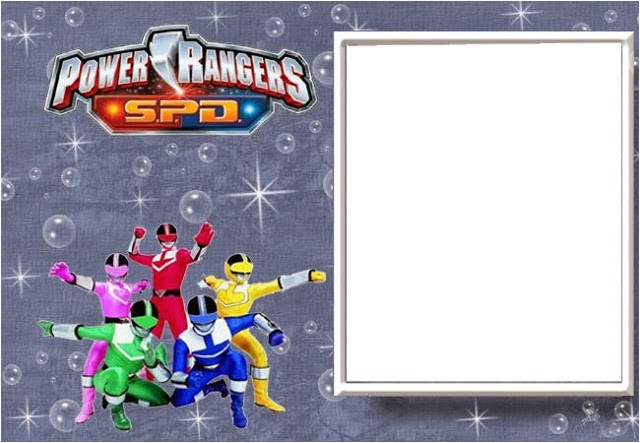 Free Printable Power Ranger Birthday Invitations Power Rangers Free Printable Invitations Oh My Fiesta