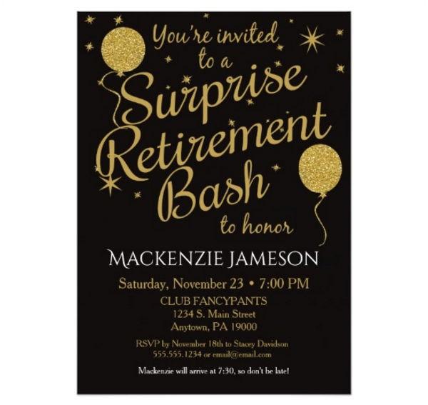   partysuppliesshop  freeprintableinvites retirement