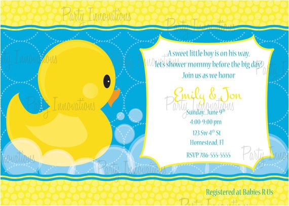 post ducky baby shower banner free printable