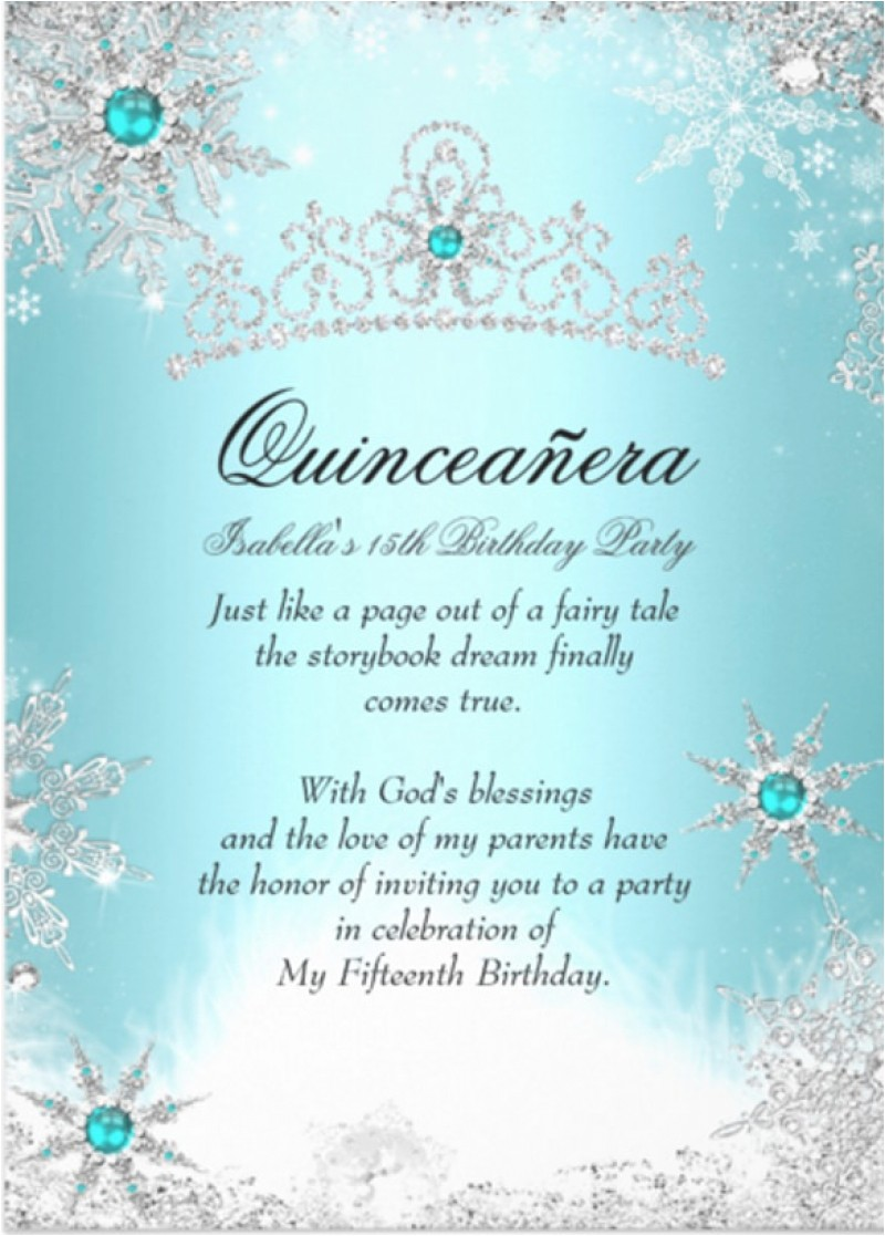 free printable quinceanera invitation