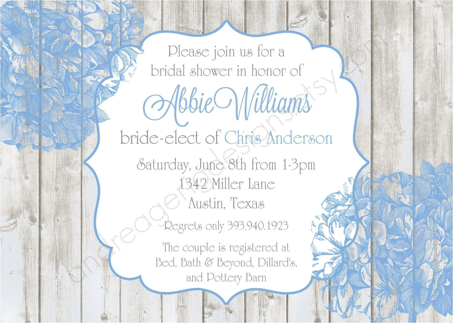 Free Template for Bridal Shower Invitation Baptism Invitation Free Bridal Shower Invitation