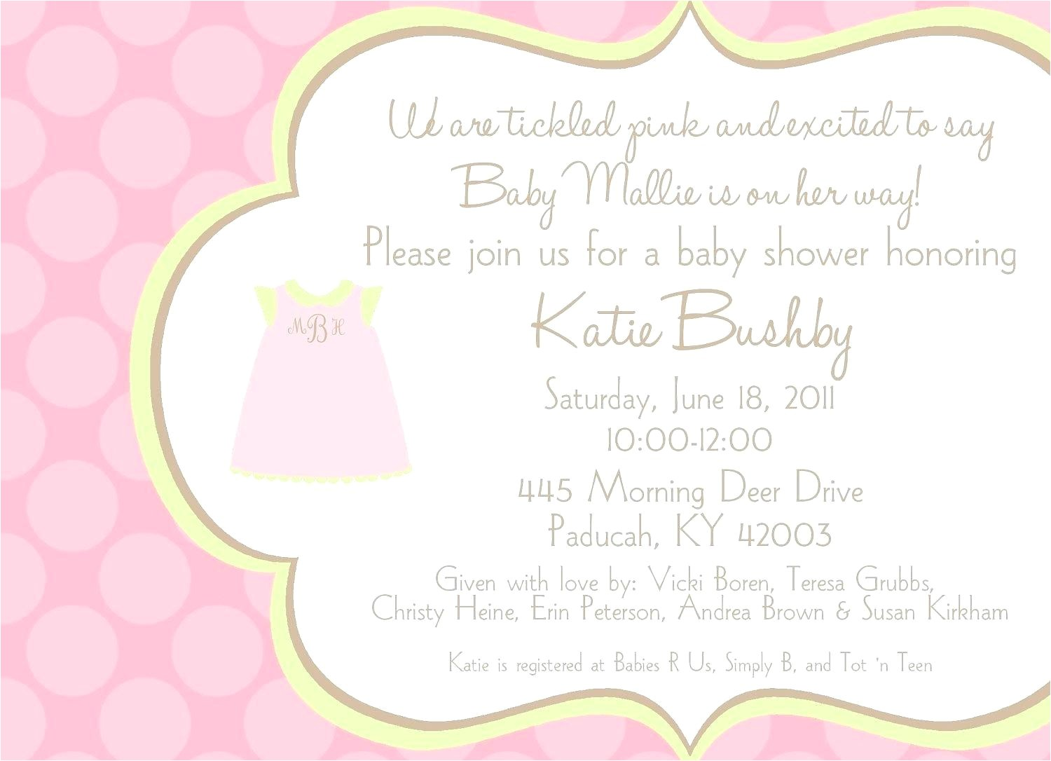 funny baby shower invitation wording ideas baby girl shower invitation wording second baby surprise wording full size
