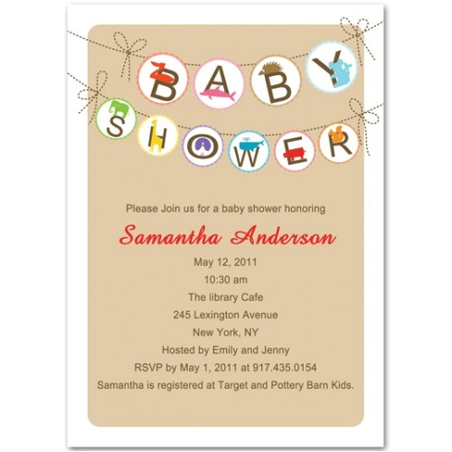 funny baby shower invitation wording some important tips