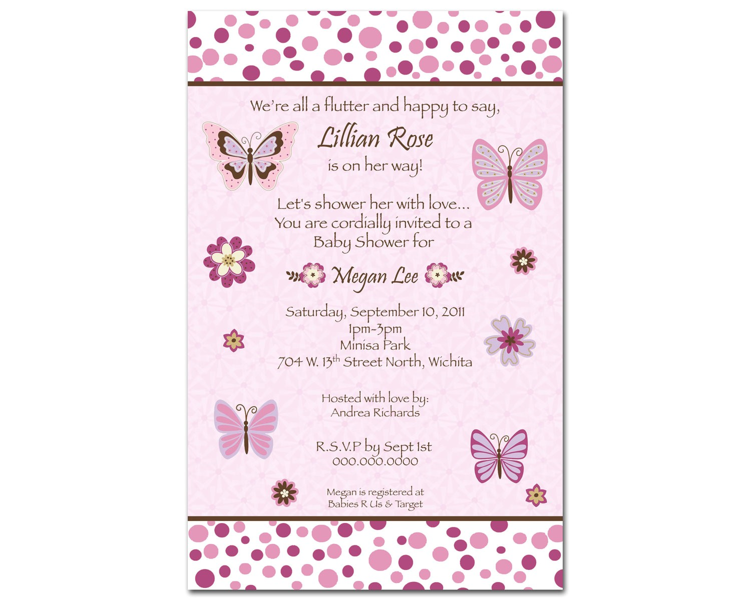 baby shower invitation wording funny