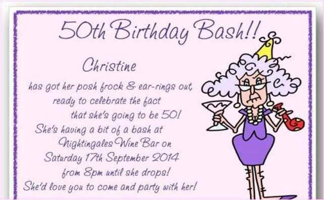 60th birthday party invitation wording funny 2