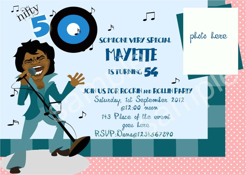 funny 50th birthday party invitations ideas