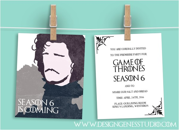 game of thrones premiere party planning tips free