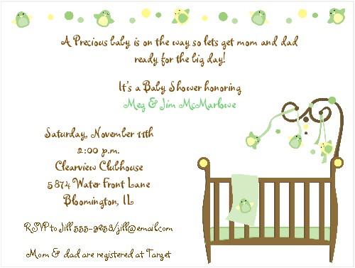 Gender Neutral Baby Shower Invitation Wording Ideas Gender Neutral Baby Shower Invitations