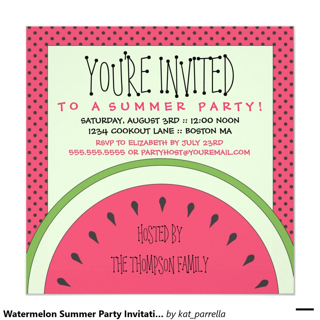 create own party invitation wording free ideas