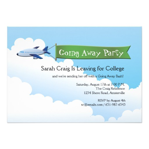 going away party quotes