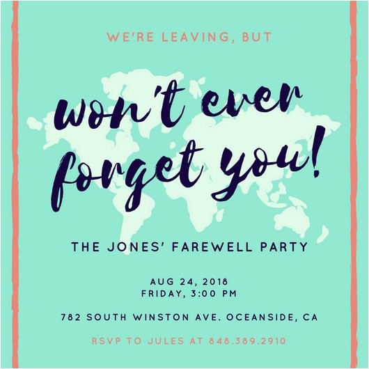 farewell party invitation template free goodbye party invitation wording funny farewell party invitation templates canva free